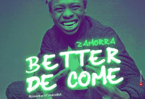 Zamorra – Better De Come