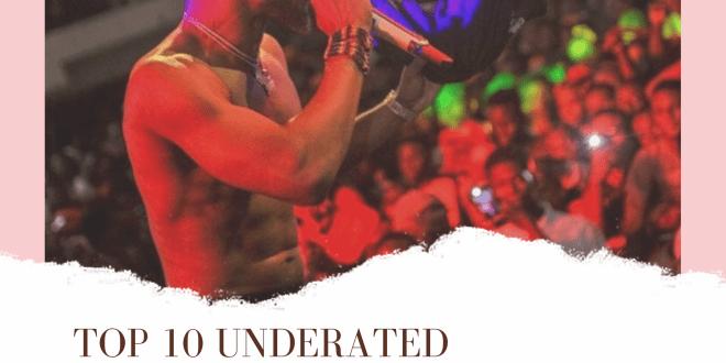 Top Underrated artistes in nigeria 2019