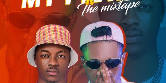 DJ Clovis My Praya Mixtape 001
