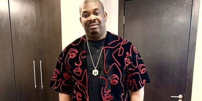 Don Jazzy Celebrates One Year Without Smoking, Fans Reacts
