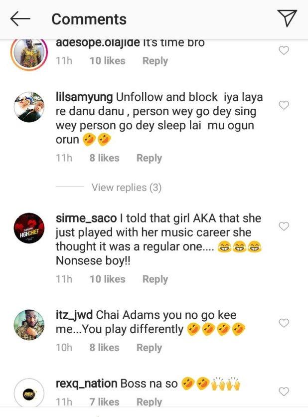 VJ Adams, Do2Tun, Other Nigerian OAP Delete AKA songs (VIDEO)