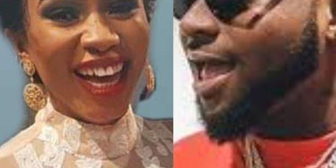 Davido celebrates Mercy BBNaija's Victory in a Lagos Club (Video)