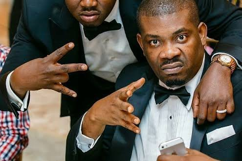 Don Jazzy is a Good Man, See What He Did For Dr Sid (Photos)