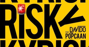"Davido Featuring Popcaan ""Risky"" Drops Friday"