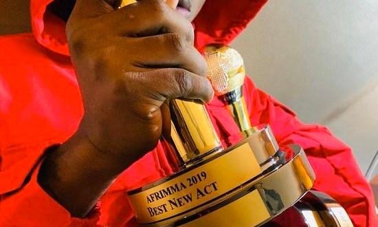 Zlatan AFRIMA Awards