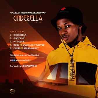 Younemadosky - Cinderella tracklist