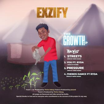 Exzify - The Growth Ep