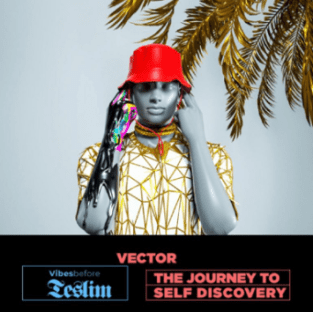 VIBES BEFORE TESLIM: The Journey To Self Discovery by Vector