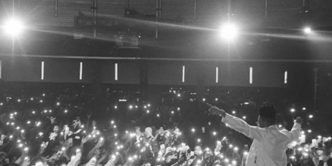 Wow! Mayorkun Sells Out His First Concert at the Indigo O2 London