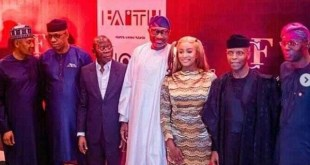 Femi Otedola Support his Daughter, DJ Cuppy 5Billion Naira For Her Foundation