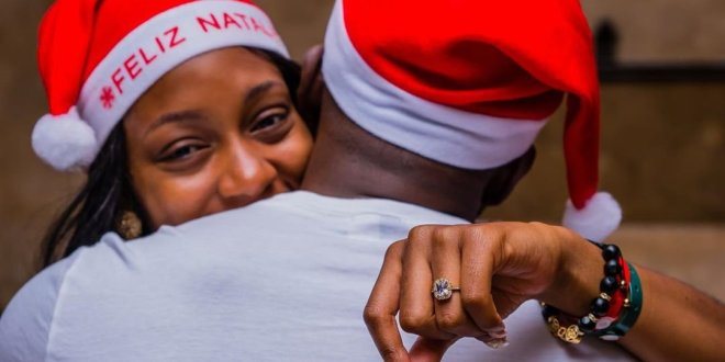 BREAKING! Ex BBN Housemates Gedoni and Khafi are Engaged