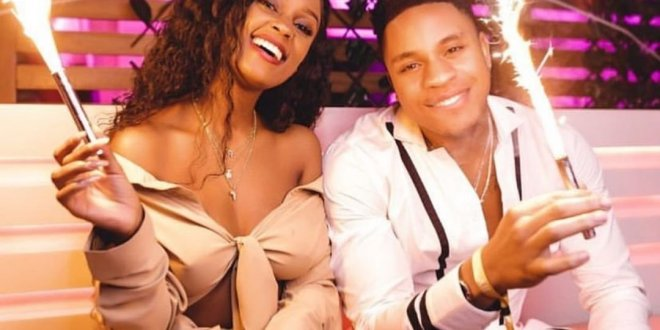 Rotimi and Vanessa Mdee Giving Us Relationship Goals in New Photos and Video