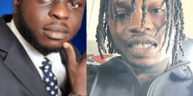 JUST IN! Naira Marley Replies Cleric Who Called Him a Demon