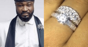 BREAKING! Harrysong Engage His Girlfriend Isioma