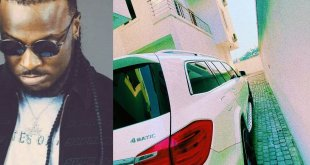 Singer, Peruzzi acquires new house and car (PHOTOS)