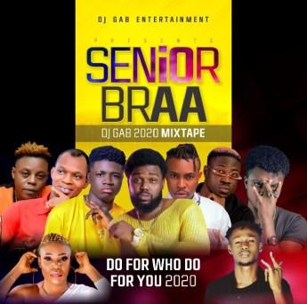Dj Gab - Senior Braa 2020 Mix