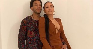 American Rapper Ludachris Shares Adorable Photos With wife in Ankara (SEE PHOTO)