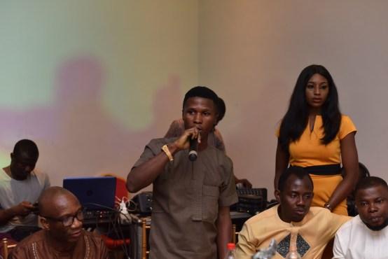 Mr Chukwudi Ahuruonye, CEO of Stepychucks Nigeria Limited.