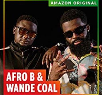 Afro B ft. Wande Coal – Amina