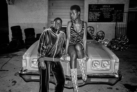 QUEEN & SLIM: Coming to a cinema near you