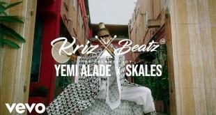 VIDEO: Krizbeatz ft. Yemi Alade x Skales – Riddim