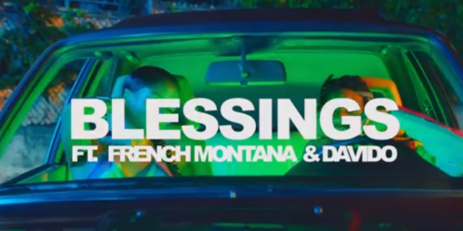Angel – Blessings (Remix) ft. French Montana x Davido