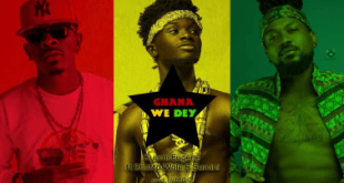 Kuami Eugene – Ghana We Dey Ft. Shatta Wale x Samini