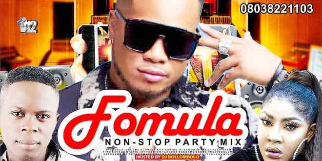 Dj Bollombolo - Formula Mix