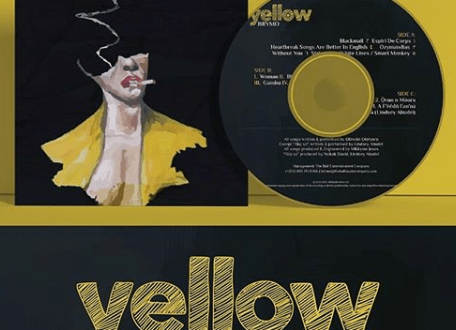 Brymo Yellow Album