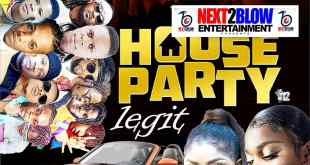 MIXTAPE: Dj Bollombolo - House Party Legit