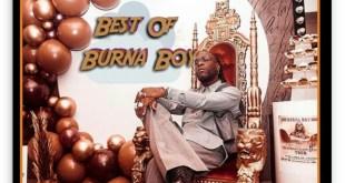 DJ Tymix - Best Of Burna Boy Mix