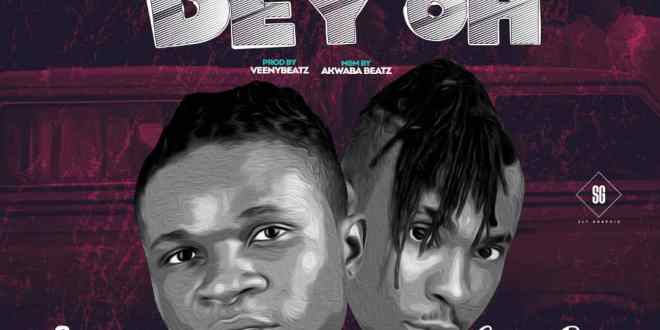 Sainttom Highgrade ft. Graham D - Yawa Dey Oh