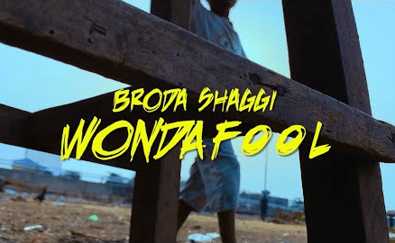 Broda Shaggi – Wonda Fool (Burna Boy Cover)