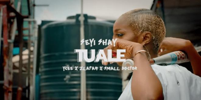 Seyi Shay – Tuale ft. Ycee x Zlatan x Small Doctor Video