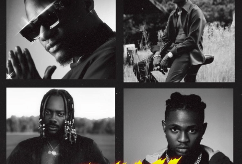 Wizkid x Adekunle Gold x Omah Lay x DJ Tunez - Pami