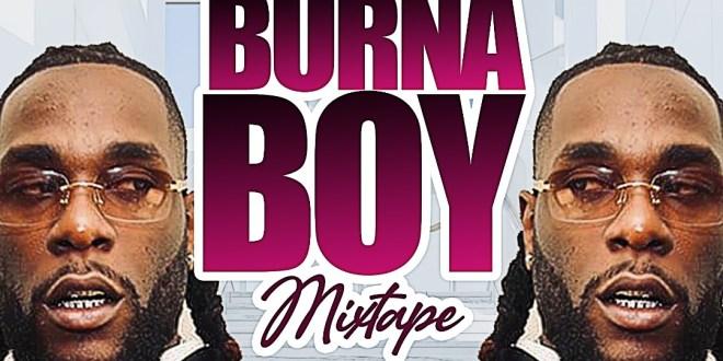 DJ Zee - Best Of Burna Boy 2020 Mix