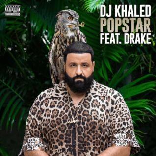 Dj Khaled ft Drake - Popstar IMG