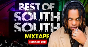 Dj Zee - Best Of South South Kaptain