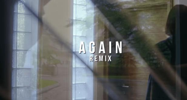 Wande Coal – Again (Remix) ft. Wale Video