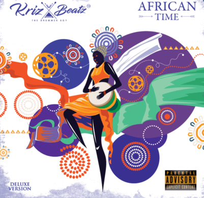 African Time IMG Album'