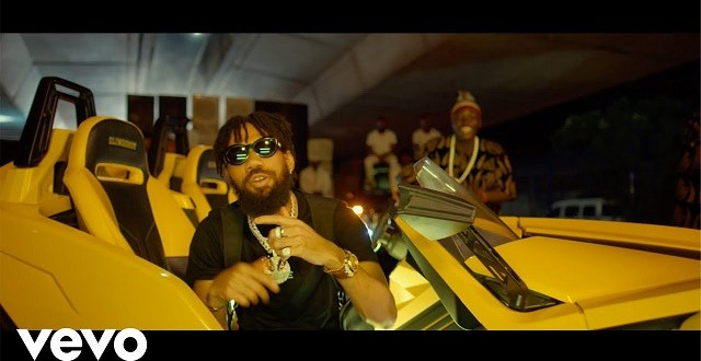 Phyno – For The Money ft. Peruzzi Video