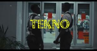 Tekno – Enjoy Video