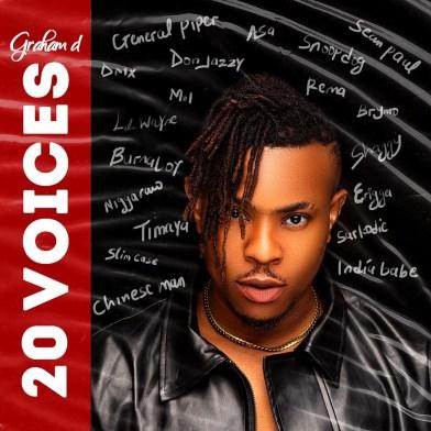 Graham D 20 Voices