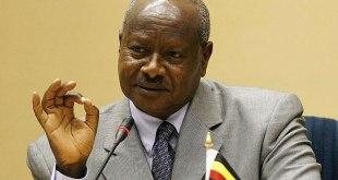 Yoweri Museveni declared winner of Uganda presidential election