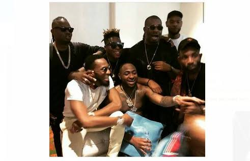 """I Stayed In Mo'Hits House For A Year""""- DavidO Reveales 