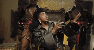 """Afro-Jazz/Funk Singer, Nissi's """"Move X2"""" Is A Rare Delightful Visual"""