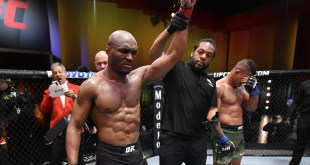 Kamaru Usman Announces Trip To Nigeria As He Wins The Ufc Welterweight Title For A Record-Breaking Thirteenth Time