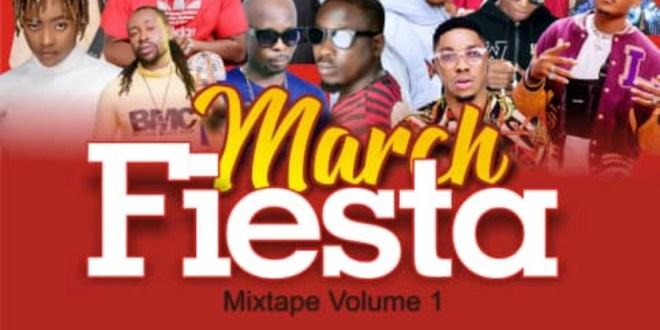 Dj Gab - March Fiesta Mix Vol 1