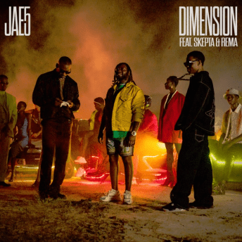 Jae5 – Dimension ft. Skepta x Rema