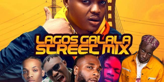 MIXTAPE: Dj Tymix - Lagos Galala Mix